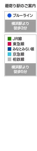 アトム法律事務所アトム法律事務所横浜支部最寄り駅